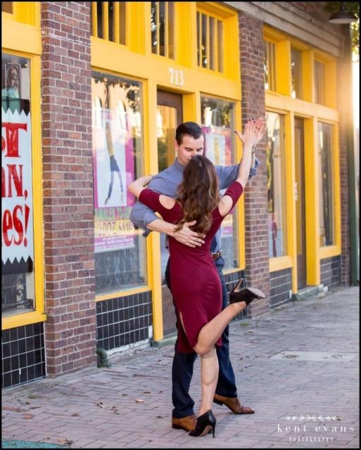 Waco Downtown Ballroom Dancing 1