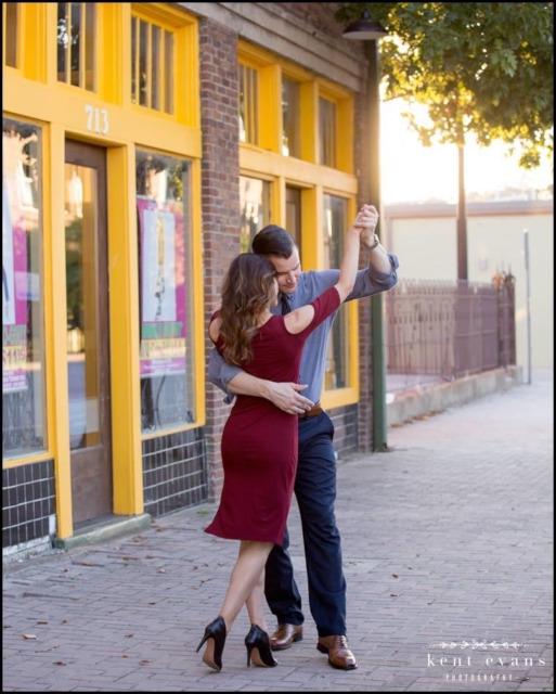 Waco Downtown Ballroom Dancing 3