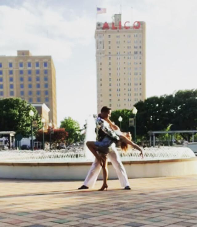 Waco Fountain Ballroom Dancing